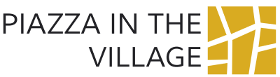 Piazza in the Village Logo